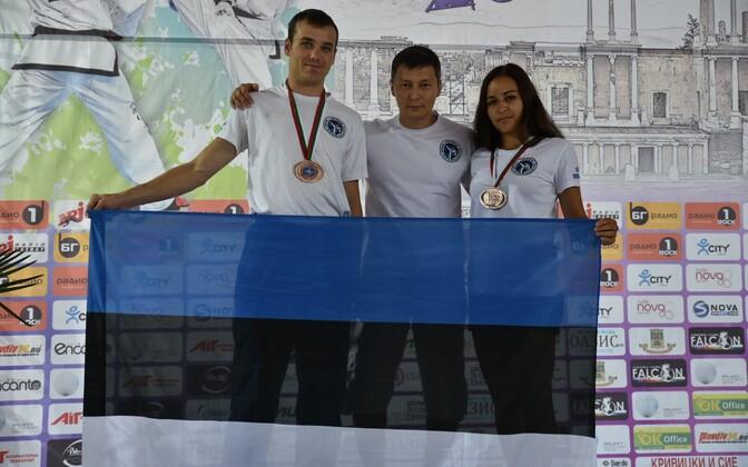 Vjatšeslav Ištšik, Mihhail Kõlvart ja Olga Borissenko