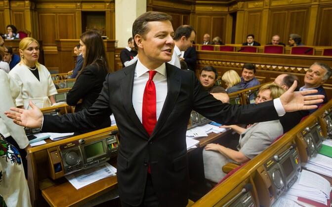 Radikaalse Partei juht Oleh Ljaško
