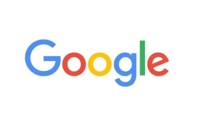 Google, uus logo.