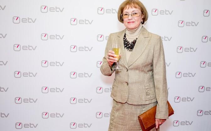 Jevgenia Haponen.