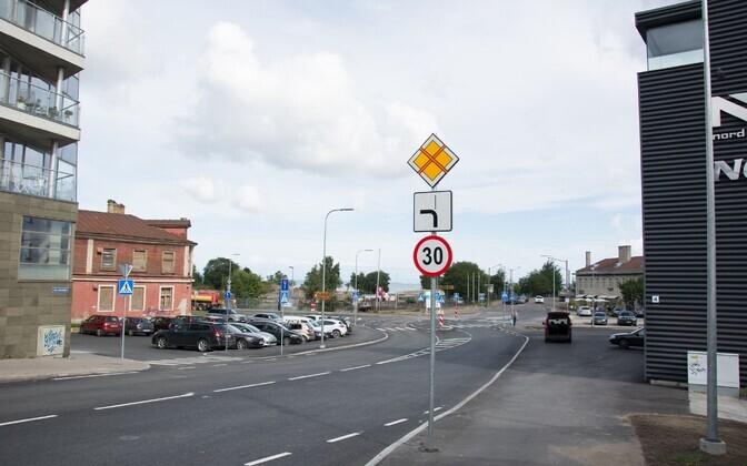 Улица Каларанна