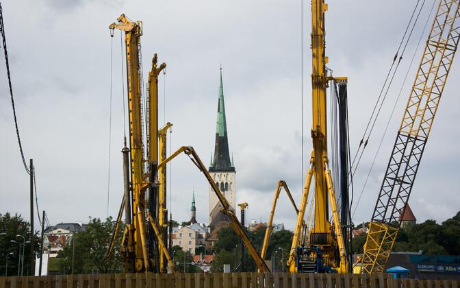Kraanad Tallinnas.