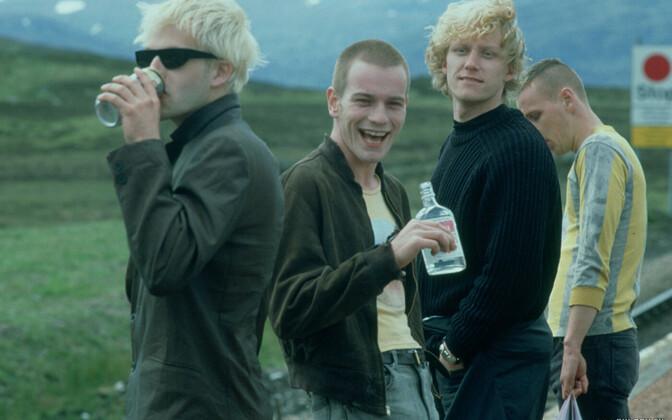 Narkosõltlastest Edinburghi eluheidikud
