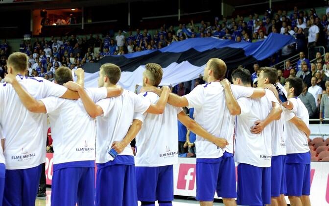 Eesti korvpallikoondis