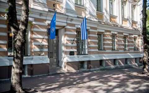 Конгресс проходит в здании Таллиннской реальной школы.