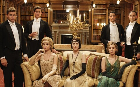 "Draamasari ""Downton Abbey"""