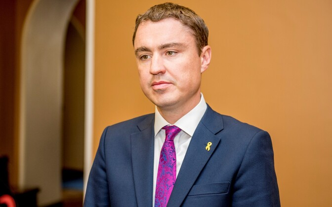 Prime Minister Taavi Rõivas