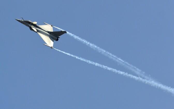 Prantsuse hävituslennuk Dassault Rafale