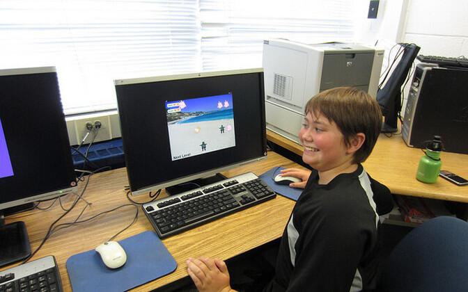 Õpilastel, kes kasutavad koolides väga palju IKT vahendeid, on õpitulemused teistega võrreldes kõige kesisemad.