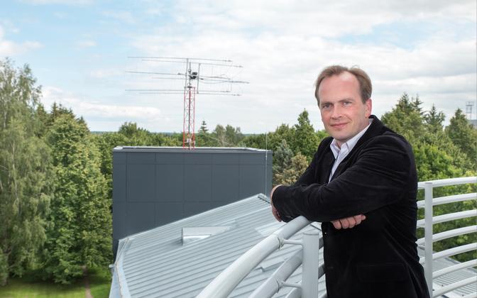 Mart Noormat ootab ees kõrgharidusõppe kiire arenguprotsessi juhtimine Tartu ülikoolis.