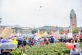 Streik Helsingis möödunud aasta septembris.