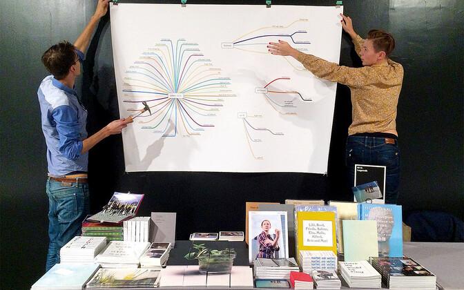 Kirjastus Lugemik esitleb raamatumessil New York Art Book Fair kolme uut raamatut