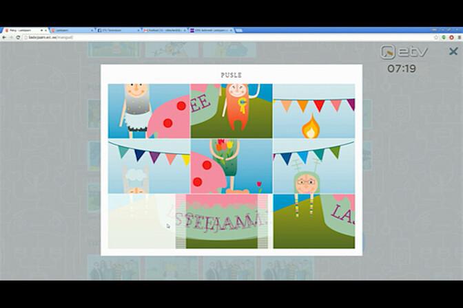 86ff73934a4 ETV2 avas uue laste veebilehe Lastejaam | Tele/raadio | ERR