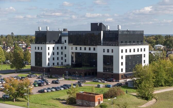 Tartu ülikooli loodus- ja tehnoloogiateaduskond.