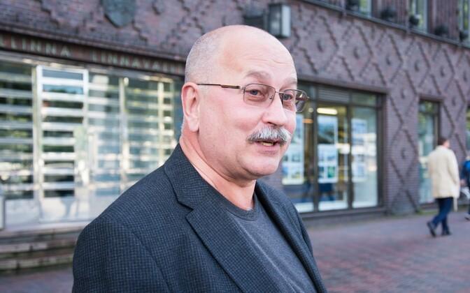 Kalle Klandorf.