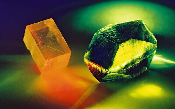 Kristallid.