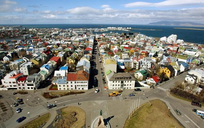 Reykjaviki linn.