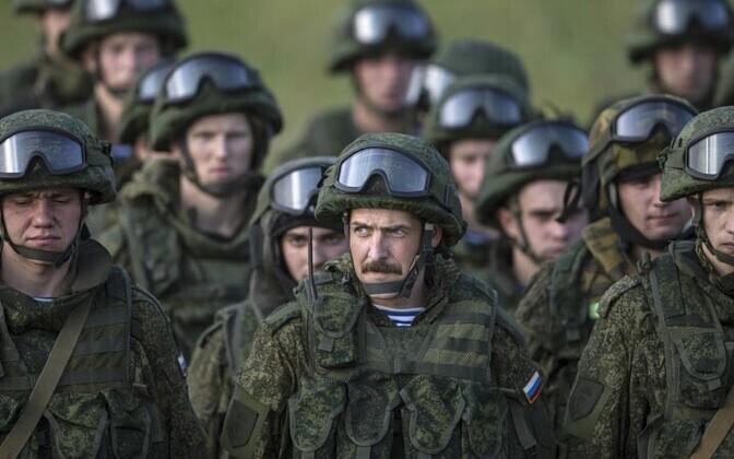 Venemaa sõjaväelased