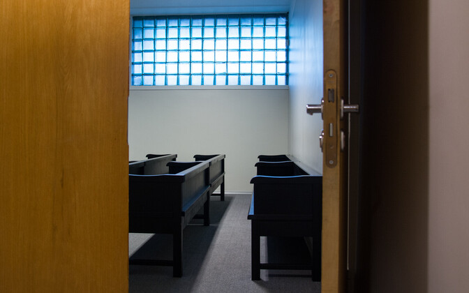 A courtroom in Estonia. Photo is illustrative.