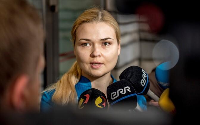 Prosecutor Laura Vaik
