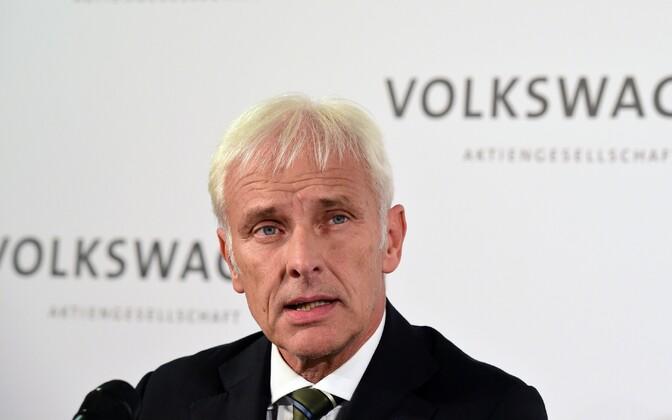 Matthias Mueller.