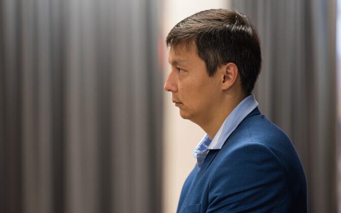 Вице-мэр Таллинна Михаил Кылварт.