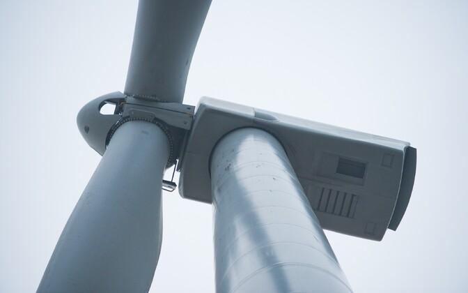 Tuulegeneraator.
