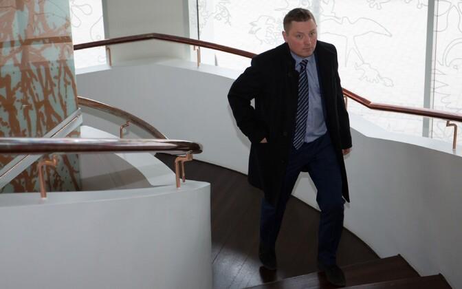 Денис Бородич поборется за голоса ласнамяэских избирателей.