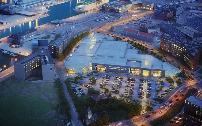 Norde Centrum suureneb.