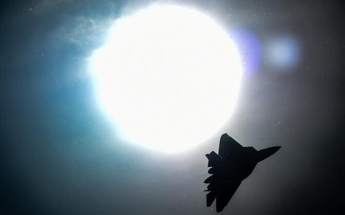 Vene sõjalennuk