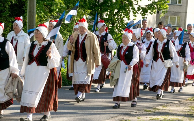 Eesti on üks riikidest, keda rahvastiku vananemine enim mõjutab.