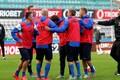 Vassiljev shows how to celebrate properly