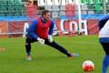 Goalkeeper Pavel Londak, also not in goal