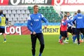 Goalkeeper Mihkel Aksalu, still not in goal