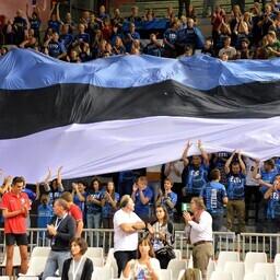 Eesti võrkpallifännid