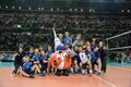 Estonian men's volleyball team beat Croatia on Sunday afternoon and advanced to top 12 at world championships.
