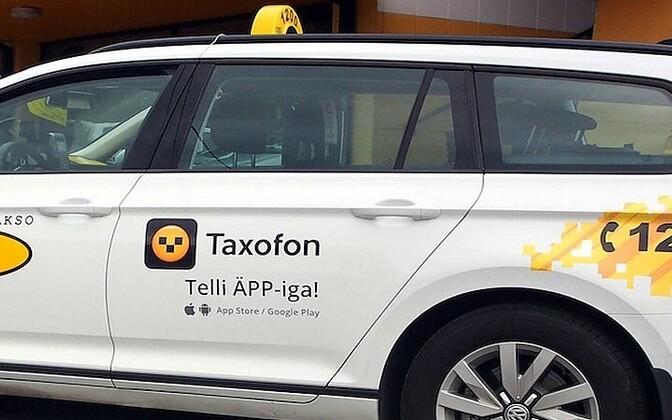 Taxofoni rakendus koondab ligi 500 Tulika ja Tallinki taksot.