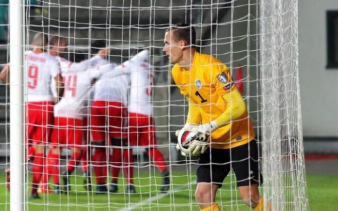 Eesti - Šveits jalgpalli EM-valikmäng