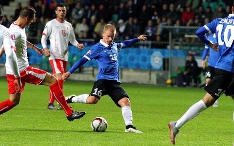 Eesti jalgpalli kuldaeg oli kahe maailmasõja vahel.