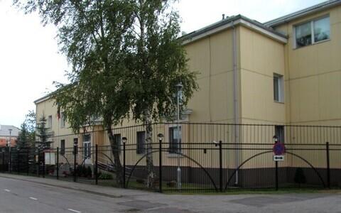 Здание Генерального консульства РФ в Нарве.