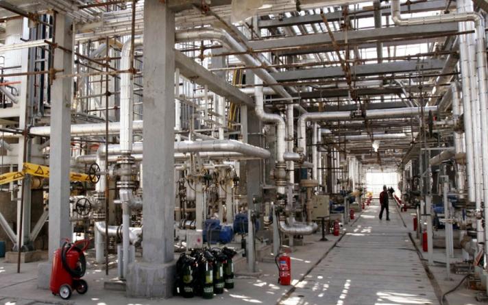 Реактор на тяжелой воде в Араке.