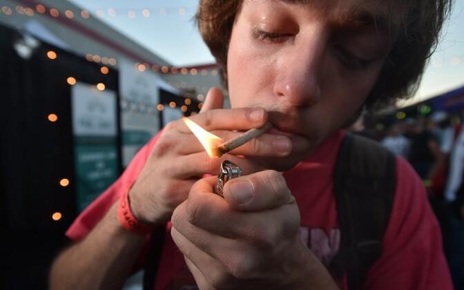 USA Oregoni osariigis legaliseeriti kanep 2015. aastal.