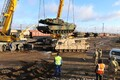 US military hardware arrived to Estonia on October 25-26