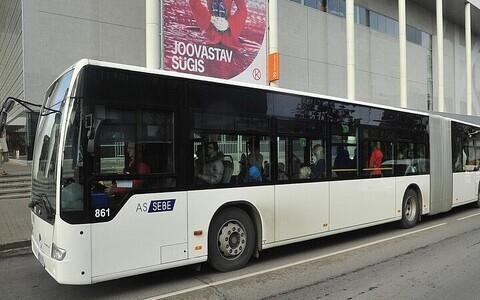Автобус SEBE.