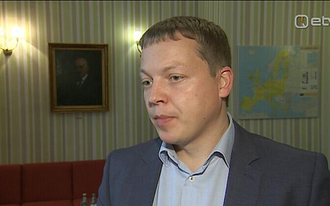 Eesti Kaubandus-Tööstuskoja peadirektor Mait Palts