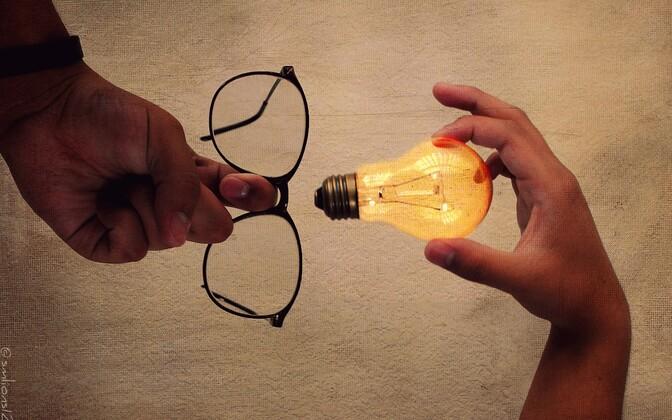 Kas inimene leiab innovaatilise idee või leiab innovatsioon leidliku inimese?