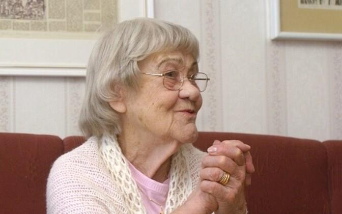 Герта Элвисте.