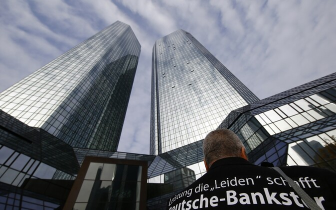 Deutsche Banki peahoone Frankfurdis