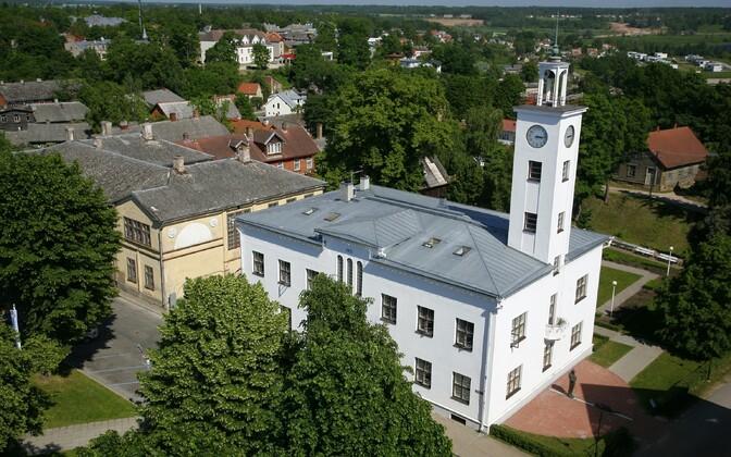 Viljandi linn.