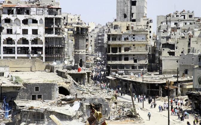 Homsi provints.